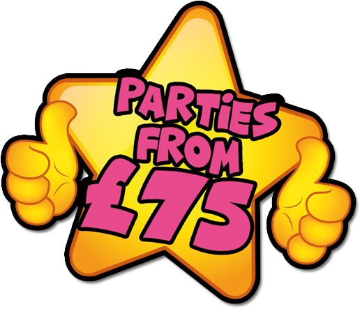 Parties for $75